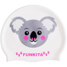 Funkita Silicone Swimming Cap Fuzzy Wuzzy